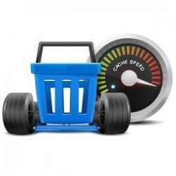 Option pour Shop Online - Cache Manager