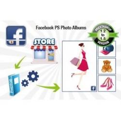 Option pour Shop Online - PS PHOTO ALBUM
